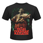 THE TEXAS CHAINSAW MASSACRE Classic Leatherface T-SHIRT NEU
