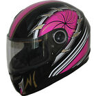 Motorcycle Helmet Full Face Sports Helmets DOT chainsaw Pink 516_119