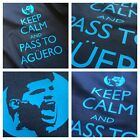 Funny Keep Calm Pass To Sergio Aguero Manchester Man City Football Hoody Hoodie