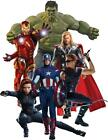 THE AVENGERS Decal Removable WALL STICKER Decor Art Movie Hulk FREE SHIPPING
