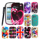 For Samsung Galaxy Pocket Neo S5310 Silicone Gel Soft Back Case Cover + Stylus