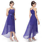 Ever Pretty Sleeveless Ruffles Chiffon Long Women's Party Evening Dress 09830