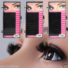 12 Pairs Black Natural Thick False Eyelashes Fake Eye Lashes Make Up
