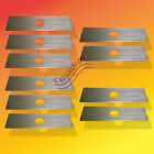 10 Edger Blades Fits Ryobi Model # RY15518, 613223, 613223R ,Sold in Home Depo
