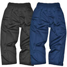 Boys Tracksuit Bottoms Kids Sports Jogging Pants Blue Black New Age 2 - 14 Years