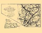 FLAT TOP/NEW RIVER/GAULY LOWER MEASURES COAL FIELDS (WV) BY ANON C1880