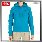 The North Face Junipet Hoodie Damen Kapuzenjacke baja blue