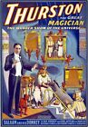 M30 Vintage 1914 Thurston Balaam & His Donkey Magic Show Poster A1/A2/A3/A4
