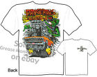 Ratfink T Shirts Dangerous 67 Chevelle Shirt 1967 Chevy Apparel Ed Big Daddy Tee