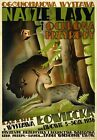 TW53 Vintage National Forest Exhibition Poland Polish Travel Poster A1/A2/A3/A4