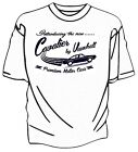 """Introducing The New"" Cavalier by Vauxhall Retro T-Shirt."