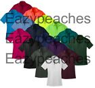 PEACHES PICK Ladies XS-4XL Cool Silk Touch dri-fit Tagless Golf Polo Sport Shirt
