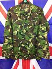 Genuine British Army Soldier 95 DPM Camouflage Shirt or Lightweight Jacket Used
