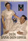 WB47 Vintage WW2 German Red Cross Fund Raising WWII War Poster A1/A2/A3/A4