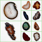 "Brazilian agate slice pendant focal bead 73mm to 150mm 3"" to 6"""