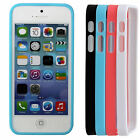 LA Stock  Dustproof Protector Hrad Back Cases Covers Skins For iPhone Apple 5/5S