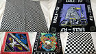 #02 Biker Harley Davidson Eagle Checkered Bandanna Handkerchief Neck SCARF x 1