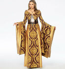 McCalls Sewing Pattern 6940 Game Of Thrones Style Dress - Choice of Sizes