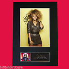FLEUR EAST Signed Autograph Quality Mounted Photo REPRODUCTION PRINT A4 No605