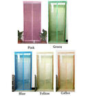5colors Summer Mesh Screen Door Magnetic Stripe Anti Fly Mosquito Bug Curtain