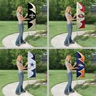 "Choose Your NFL Team Yard & Garden 43"" x 13"" Swooper Team Flag Kit w/ 6' Pole"
