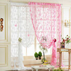 Beauty Butterfly Tassel String Door Curtain Window Room Divider Curtain Valance