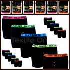 Pack of 3x Neon Men's Boxer Shorts Underwear Trunks S-M-L-XL Size Free UK Post