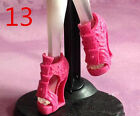 New Style Fashion Shoes Boots For Original Monster High Doll Accessories