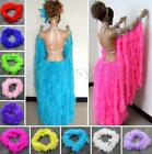 2M Feather Boa Fluffy Novel Costume Dressup Wedding Party Flower Decoration