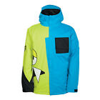 686 Snaggleface II 2 Mens Insulated Snowboard Jacket Bluebird 2014