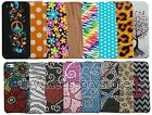 Samsung Gravity T Touch t669 Art Design BLING & HARD Phone Case Cover Accessory