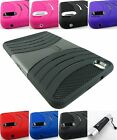 FOR SAMSUNG GALAXY TAB PRO 2014 MODELS HYBRID ARMOR EXO CASE COVER+STYLUS/PEN