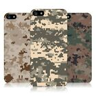 HEAD CASE DESIGNS MILITARY CAMO 2 HARD BACK CASE COVER FOR APPLE iPHONE 5 5S