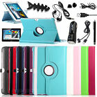 360 Rotating PU Leather Case Cover For Samsung Galaxy Tab2 10.1 P5100 P5110