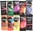 Nescafe Menu Coffee Cafe Latte Cuppuccino Frothy Drink - Pick UR Favourites
