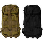 WFS World Famous Sports Medium Nylon Tactical Transport  Day Back Pack TB-511