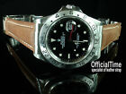 "OT 20/16 Vintage Bull Band & ""Armor of the King"" End Link fit Rolex Explorer II"