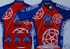 CICLISMO SPADES TEAM CYCLING JERSEY NEW WITH FREE DAVITAMON LOTTO SKULL CAP !!