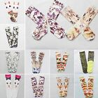 Men Women Cotton High Socks 3D Printed Casual Harajuku Unisex Multiple Color New