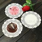 10/100 Cake Paper Doilies Wedding Party Decoration Round Cupcake Doily 5.5""