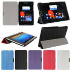 """Silk Tri-Fold Magnetic Leather Case Smart Cover for Lenovo A7-50A 3500 7"""" 7inch"""