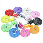 1M 3FT Flat Braid USB Sync Data Charger Cable Cord For Samsung Galaxy Note 3 S5
