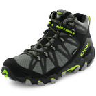 Oboz Men's Traverse Mid Wp Hiking Boots, Dark Shadow
