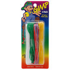 Pepperell GIMP 4 Pack 18 Yards Plastic Lacing Beading Jewelry Crafting Cord Line