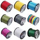 New!1000M/1093yds 12 Colors 10LB-100LB Agepoch Dyneema Fishing Line Braided