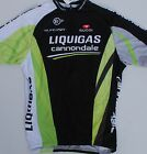LIQUIGAS TEAM CYCLING JERSEY NEW *** LARGE ONLY !