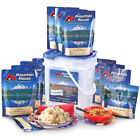 Mountain House Freeze Dried Meals Emergency Disaster Outdoors Food Vegetarian