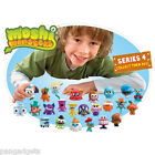 Moshi Monsters Figurines Moshlings Série 4 Commun et Ultra Rare + Gratuit Carte
