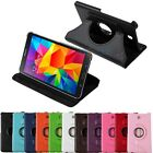 New 360° Rotating PU Leather Case Cover for Samsung Galaxy Tab 4 7 7.0 SM-T230NU