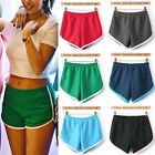 New Elastic waist Trend Candy color Women Shorts Fit Sport Hot Pants Casual Toga